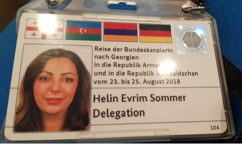 Merkel planlos im Südkaukasus unterwegs
