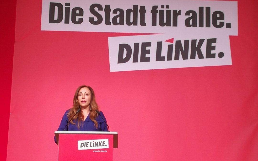 Rede anlässlich des 7. Landesparteitags der LINKEN Berlin am 11.05.2019