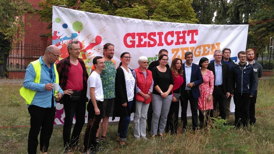Picknick für Demokratie: Engagement gegen Rechts ist unabdingbar